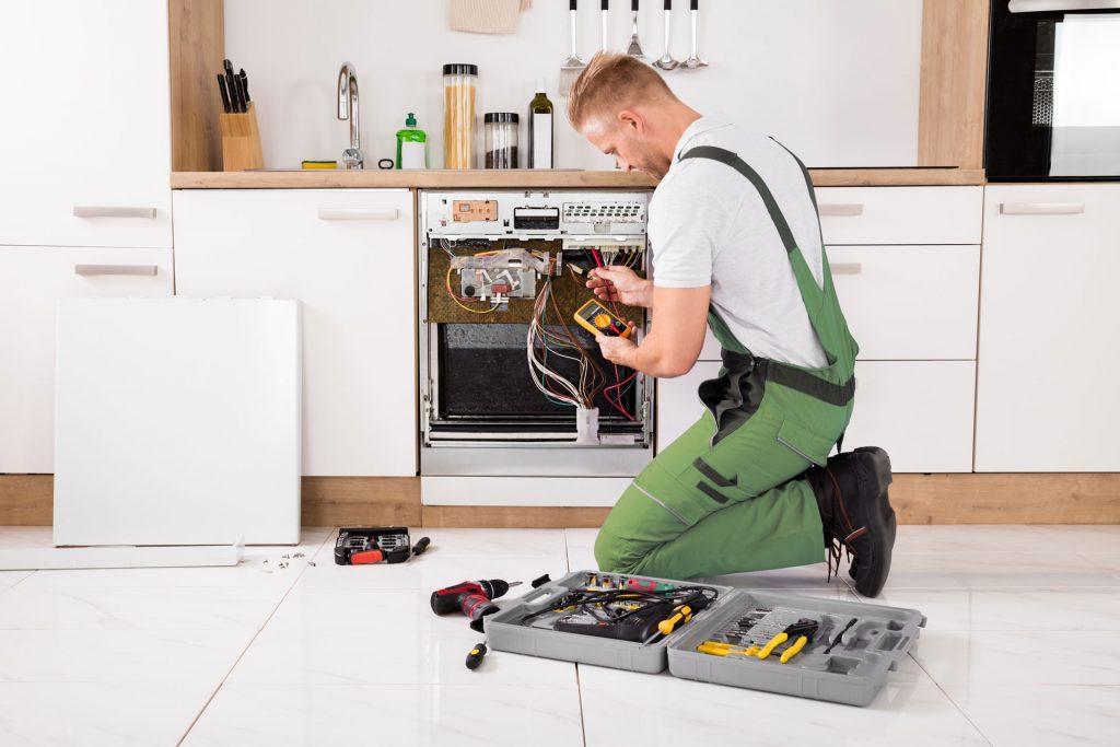 UK Clean & Repair Appliance Repair Specialists