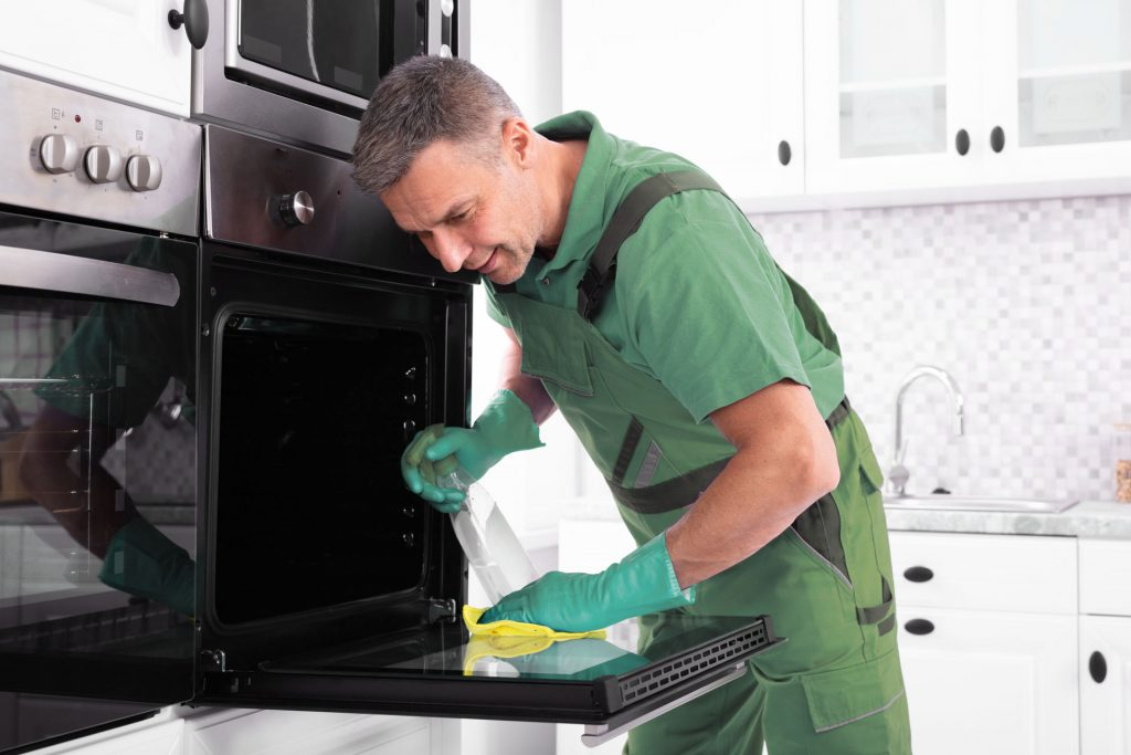 UK Clean & Repair Oven Cleaning Specialists